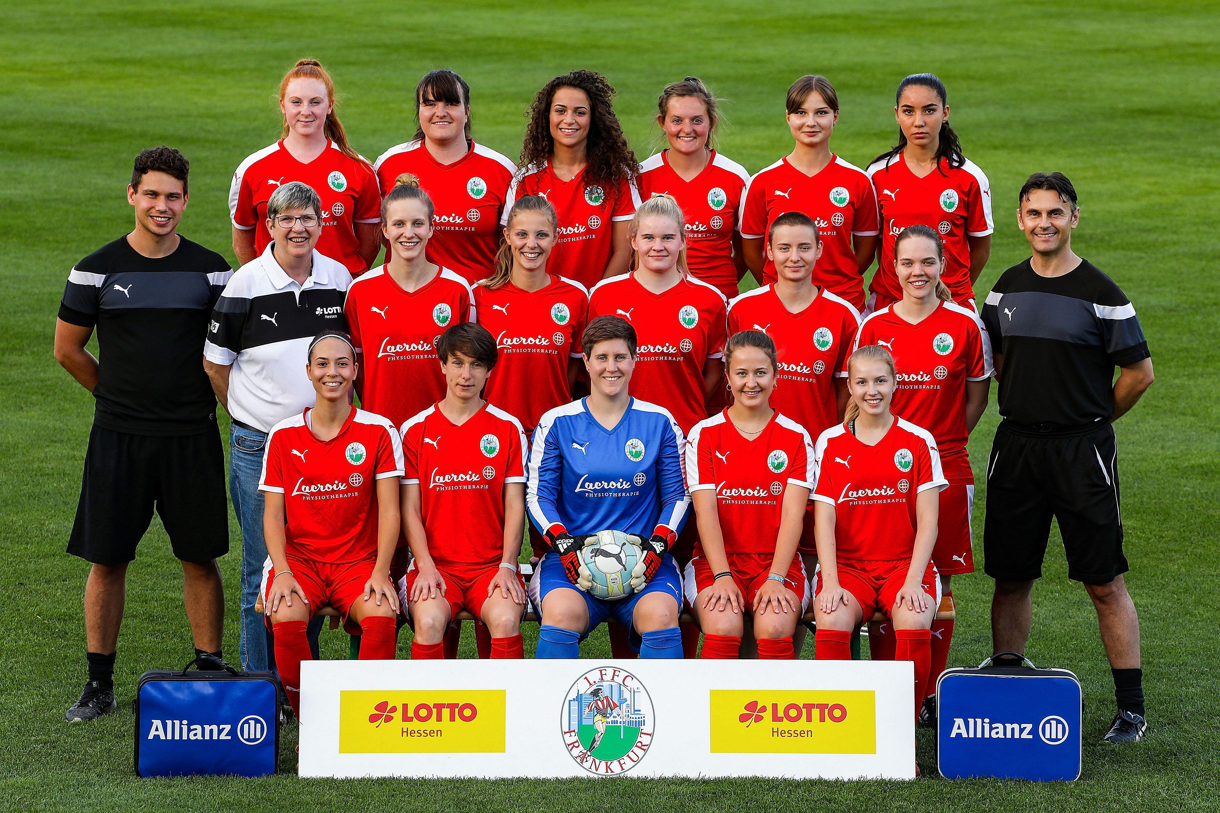 Frankfurt Mannschaft
